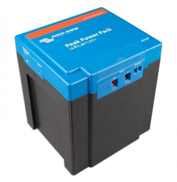 Victron Lithium Peak Power Pack LiFePO4 12,8V/40Ah 512Wh