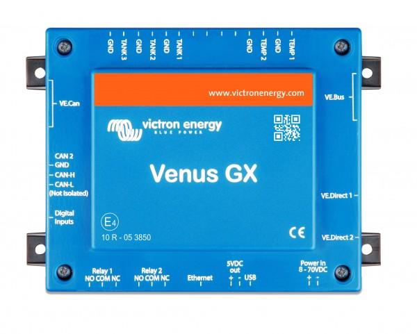 Victron Venus GX - Paneele und Systemüberwachung