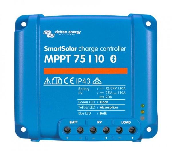 Victron SmartSolar MPPT 75/10 Solarladeregler