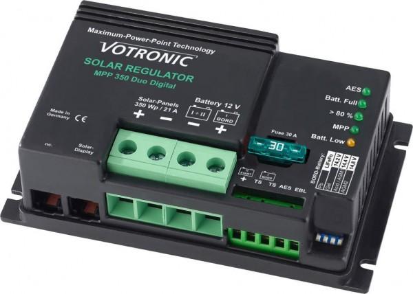Votronic MPP 350 Duo Dig. Solar-Laderegler