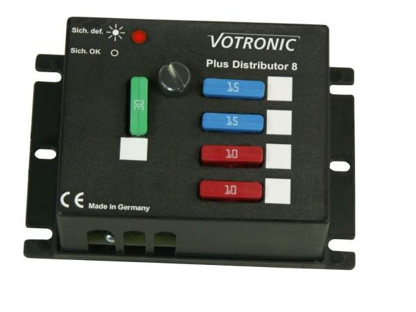 Votronic Plus-Distributor 8 Plus-Verteiler für 6 abgesicherte Stromkreise