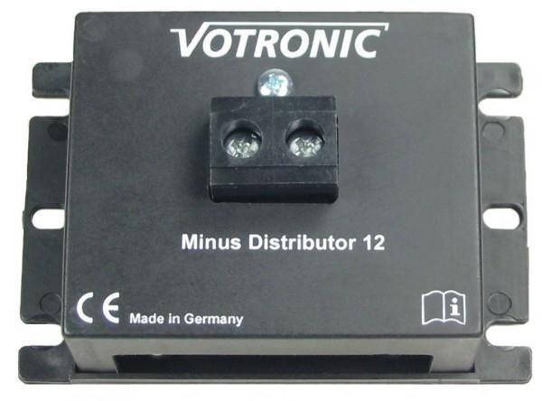 Votronic Minus-Distributor 12 Minus-Verteiler für 12 Stromkreise
