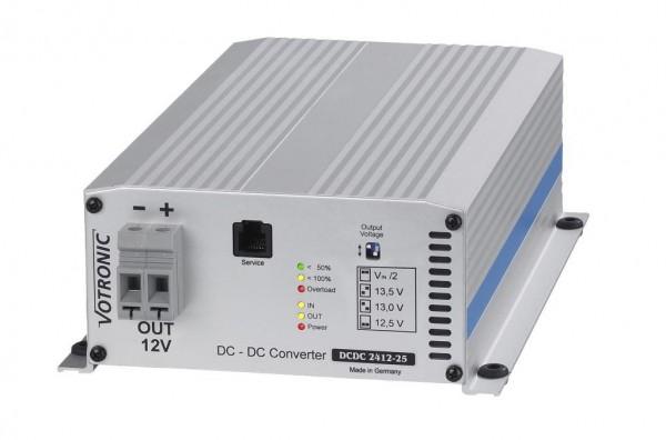 Votronic Gleichspannungs-Wandler DCDC 2412-25 DC / DC-Wandler