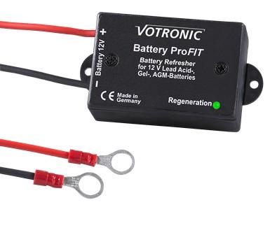 Votronic Battery ProFIT Betteriepflege für Bleibatterien