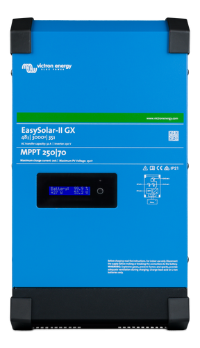 Victron Energy EasySolar-II 48/3000/35-32 MPPT 250/70 GX