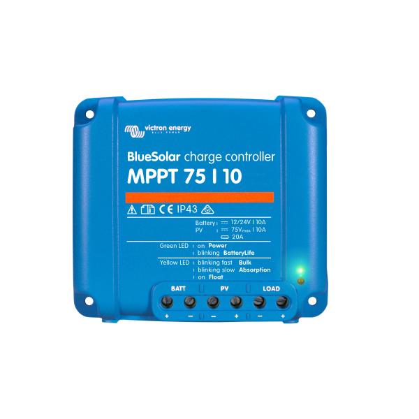BlueSolar MPPT 75/10 Solarladeregler