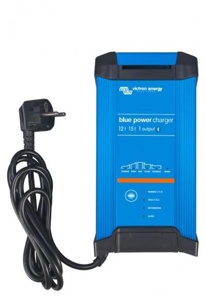 Batterieladegerät Blue Smart IP22 Charger 12/15(1) 230V CEE 7/7 Victron Energy