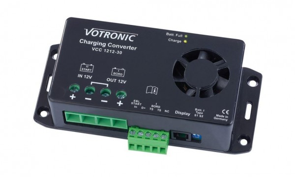 Votronic Lade-Wandler VCC 1212-30 Lade-Booster B2B