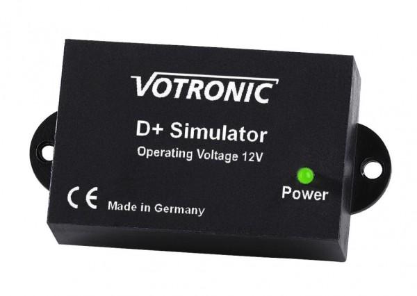 Votronic D+ Simulator Steuergerät zur Erfassung des Ladebetriebs