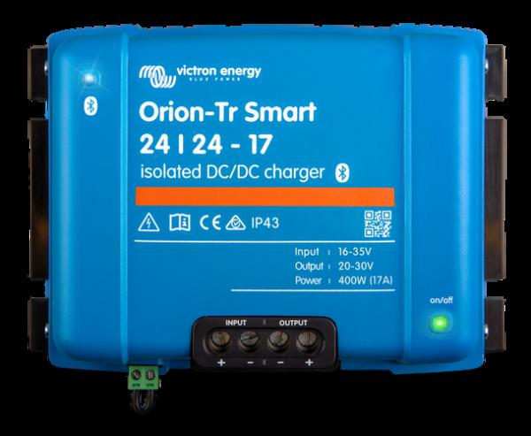 Orion-Tr Smart 24/24-17A (400W) DC-DC Ladegerät, galv. Isoliert