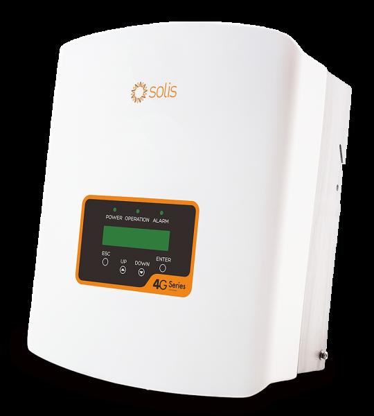 SOLIS 1000Watt Wechselrichter Solaranlage Inverter