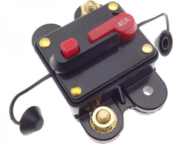 Sicherungsautomat 40 Ampere für 12 - 48 Volt