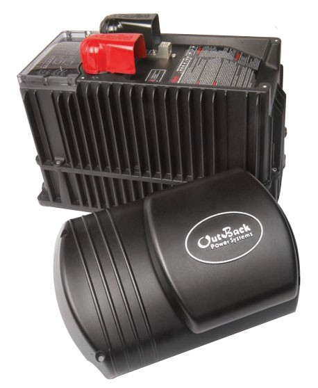 OutBack Power FX2024EMT M-Serie 24V Sinus Inverter/Charger