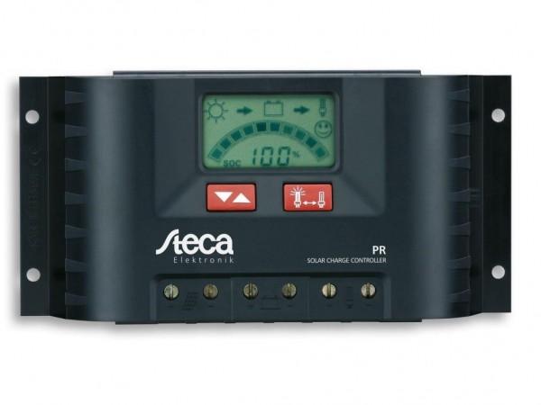STECA Solar Laderegler PR3030 mit LCD Anzeige Solaranlage Wohnmobil