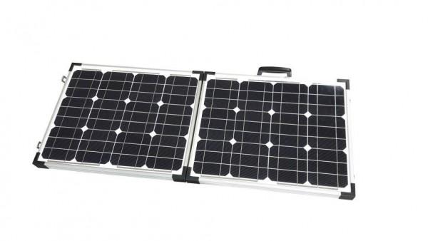 Solarkoffer 60 W 12 V Wohnmobil Solaranlage Solarmodul