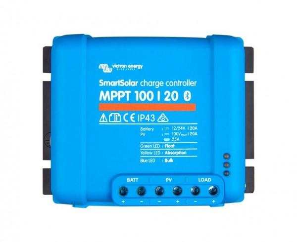 Victron SmartSolar MPPT 100/20 Solarladeregler