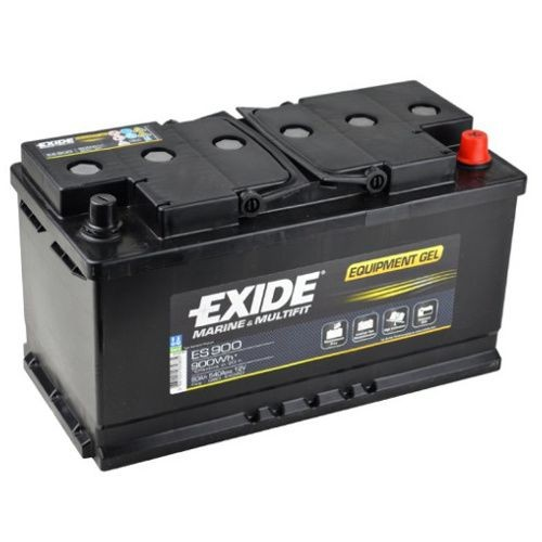 exide gel deep cycle es900 12 volt 80 ah. Black Bedroom Furniture Sets. Home Design Ideas