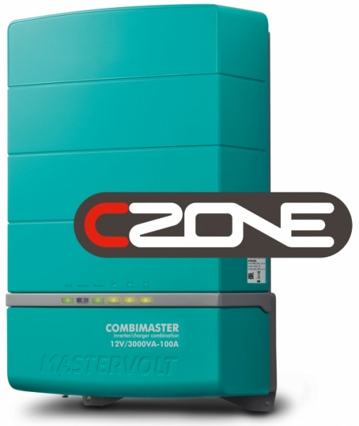 Mastervolt CombiMaster 12/3000-100 24/3000-60 (230 V) - CZone