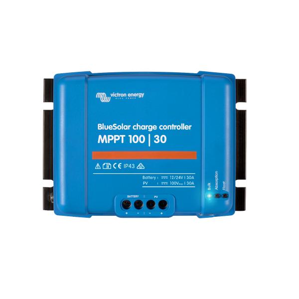 BlueSolar MPPT 100/30 Solarladeregler