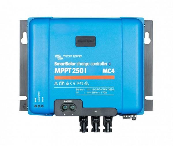 Victron SmartSolar MPPT 250/100-MC4 Solarladeregler