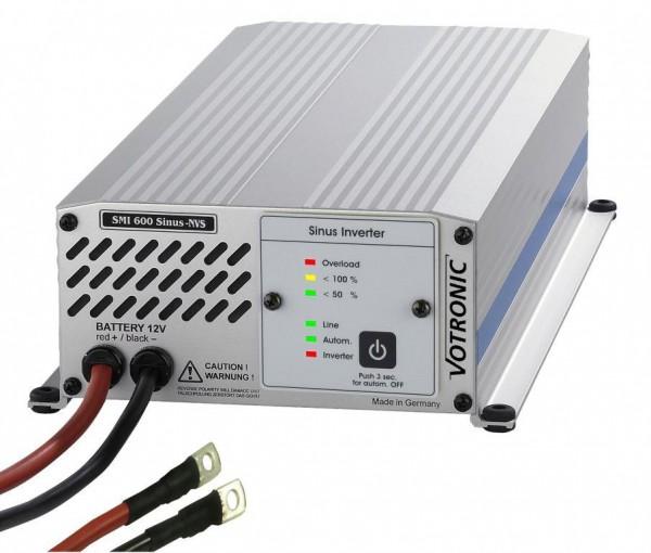 Votronic MobilPOWER Inverter SMI 600 Sinus - NVS rein Sinus Spannungswandler