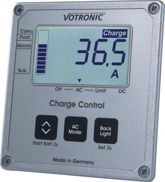 Votronic LCD-Charge Control S (nur für Battery Charger Baureihe Triple)