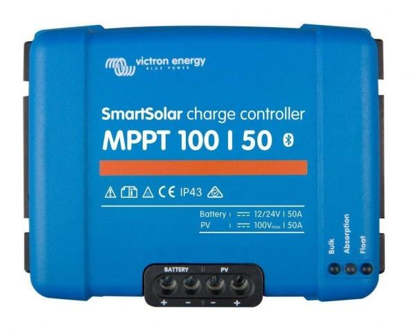 Victron SmartSolar MPPT 100/50 Solarladeregler