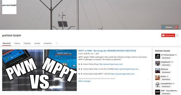 preVent-GmbH-Youtube-Kanal