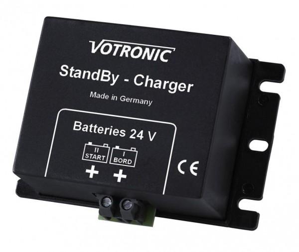 Votronic StandBy-Charger 24 Volt Batterie-Nachladung und Ladeerhaltung