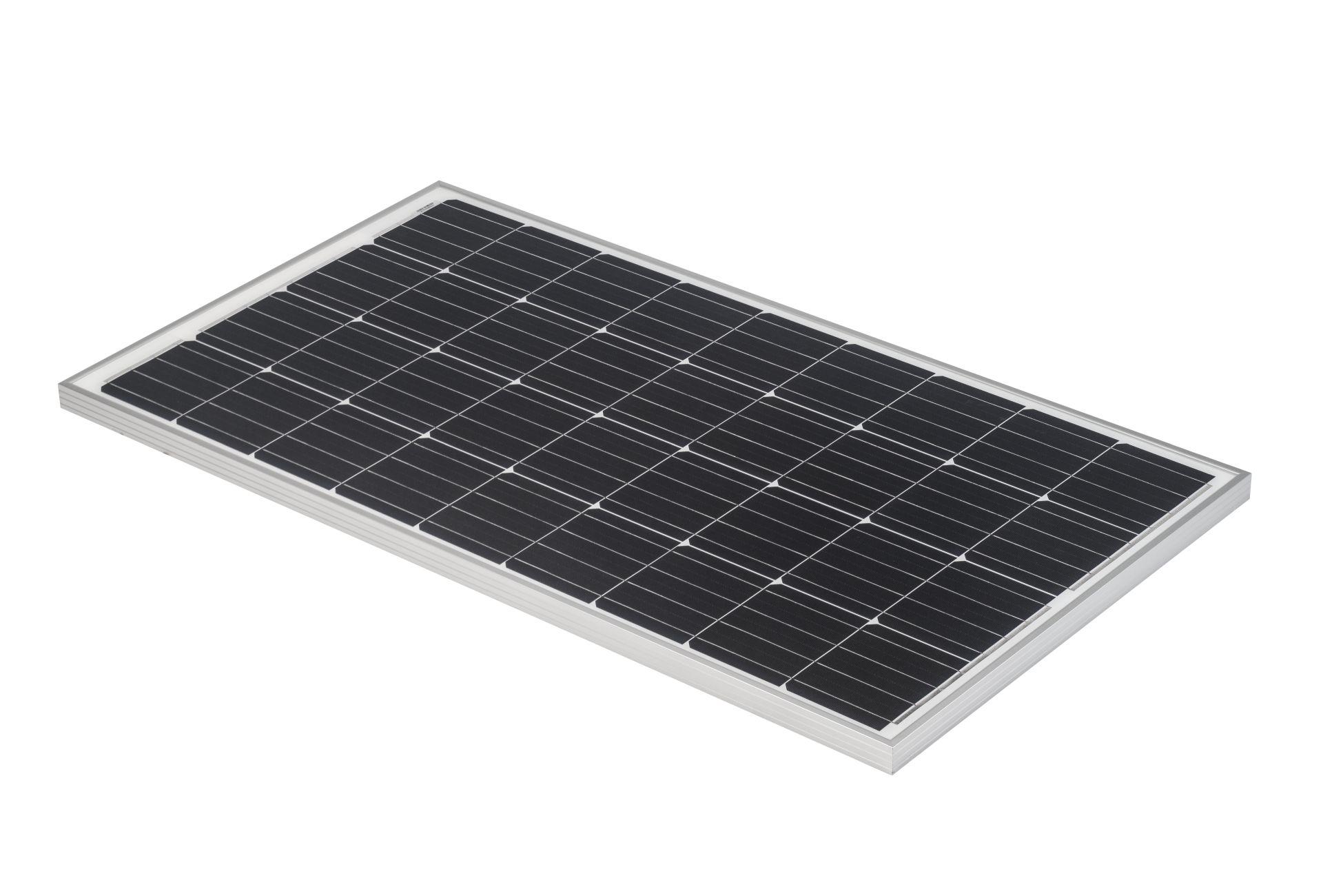 solarmodul 130w 12v monokristallin wohnmobil 4 busbars. Black Bedroom Furniture Sets. Home Design Ideas
