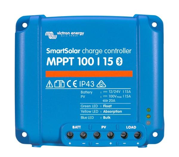Victron SmartSolar MPPT 100/15 Solarladeregler