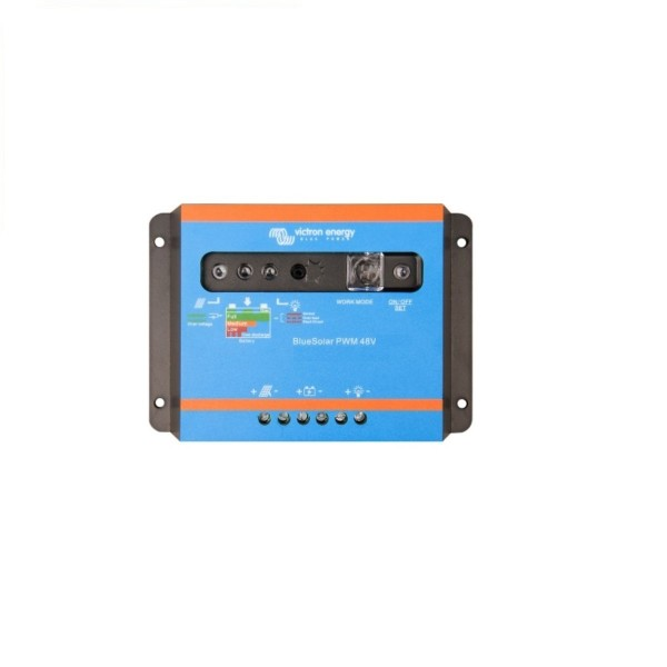 BlueSolar PWM-Light 48V-10A Solarladeregler