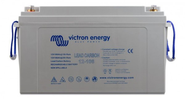 Lead Carbon Battery 12V/106 Ah Victron Energy