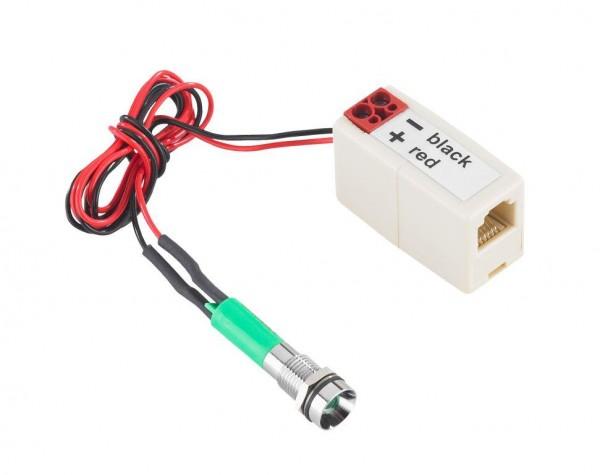 Votronic Betriebs-Fernanzeige IP67 für Ladegeräte