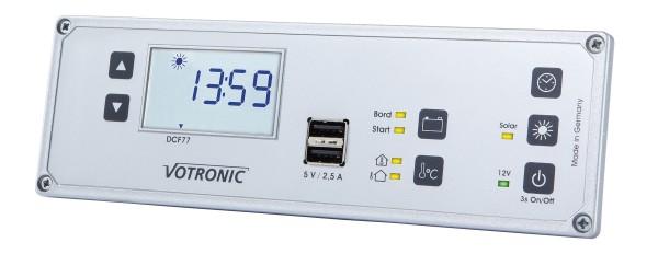 Votronic VPC Merkur Anzeige- und Bedienpanel
