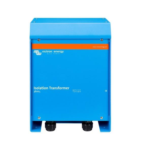 Isolations Transformator 3600 W Auto 115/230 V