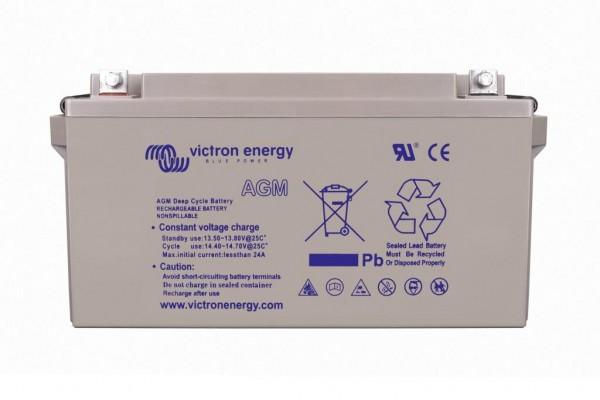 Victron AGM 12/60Ah Deep Cycle Batterien 12 Volt
