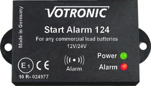 Votronic Start Alarm 124 Unterspannungsschutz für die Starterbatterie