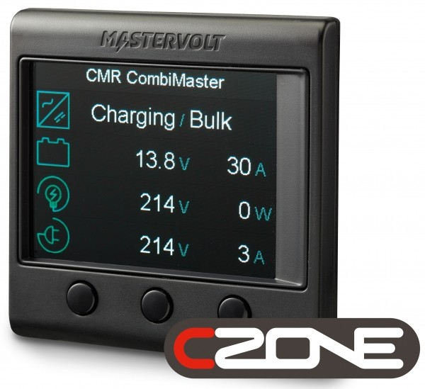 SmartRemote-Einzelgeräte-Display für CZone geeignet