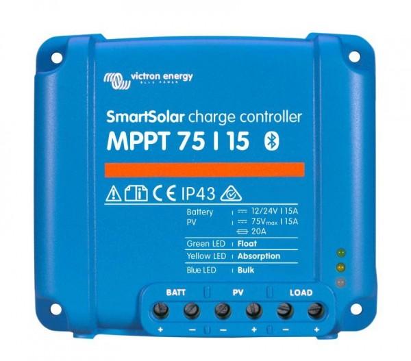Victron SmartSolar MPPT 75/15 Solarladeregler