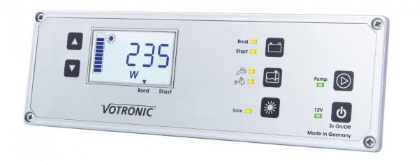 Votronic VPC Terra Spannungsanzeige für Bord- und Starterbatterie