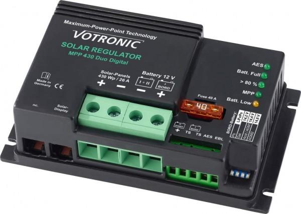 Votronic MPP 430 Duo Dig. Solar-Laderegler