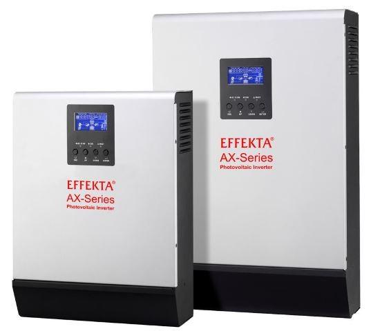 Effekta Multifunktionswechselrichter AX-K 3000-24