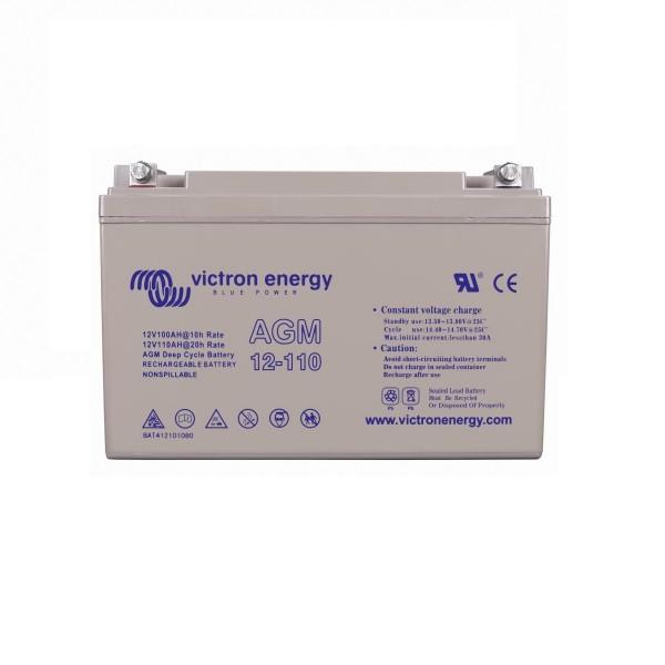 12 Volt 110 Ah AGM Deep Cycle Batterie