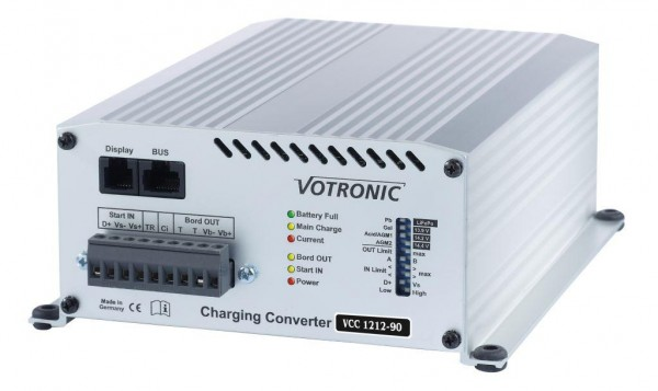 Votronic Lade-Wandler VCC 1212-90 Lade-Booster B2B