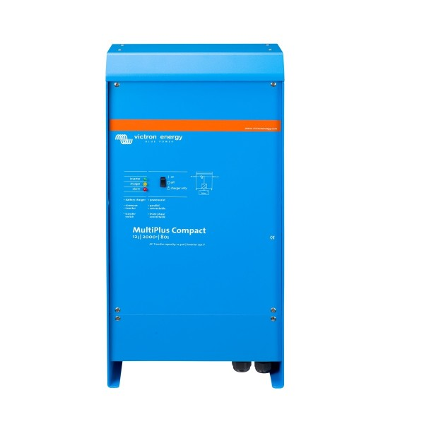 MultiPlus Compact 1200 VA Inverter Charger
