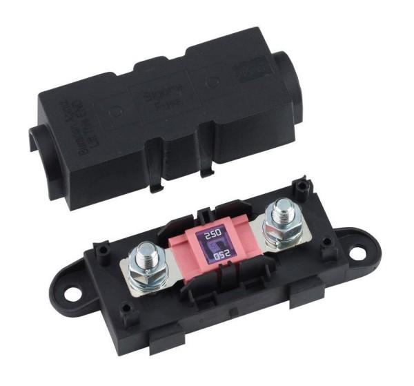 Votronic Hochlast-Sicherungshalter mit Deckel für Hochlast-Sicherungen