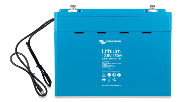 12,8V/150Ah Lithium Batterie Smart LiFePO4 Victron Energy