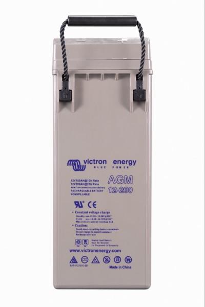 Victron 12 V 200 Ah AGM Telekom Batterie