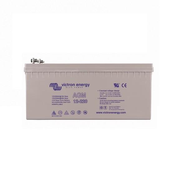 12 Volt 220 Ah AGM Deep Cycle Batterie